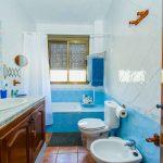 Baño de planta baja en Casa los Pedroches