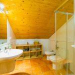 Baño de planta alta en Casa los Pedroches