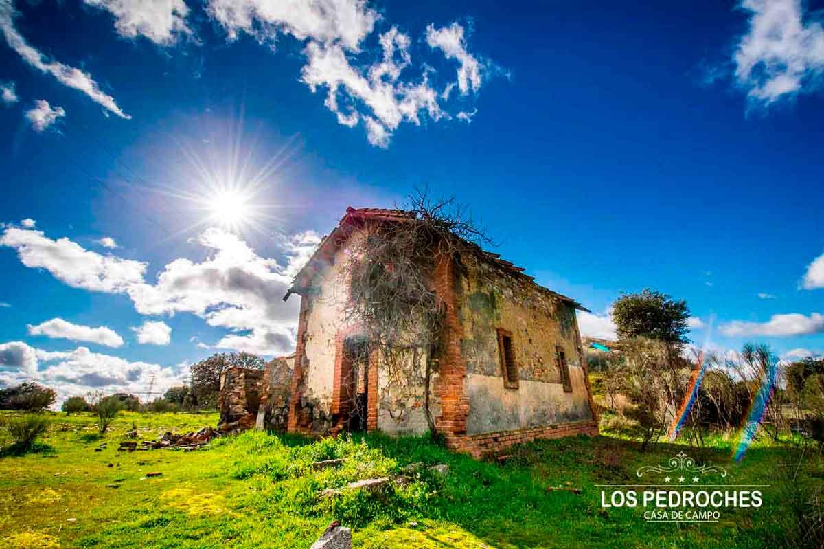 Casa abandonada en El Valle de los pedroches