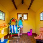 Cabaña de madera en Casa los Pedroches